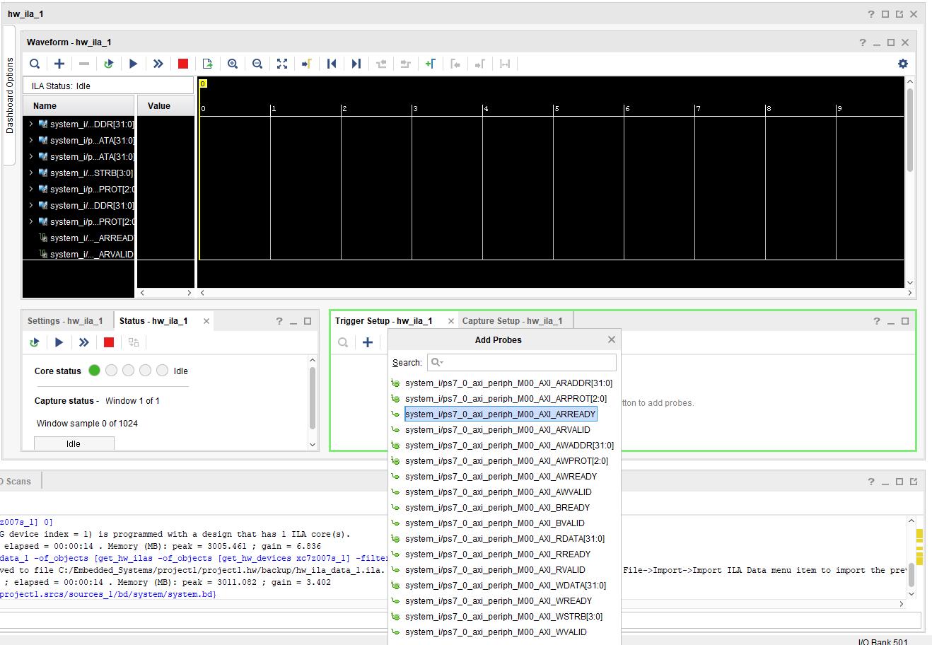 Welcome To Real Digital Logic Analyzer Block Diagram Figure 13 Add Arready Trigger Setup